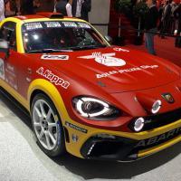 124 Rally Abarth