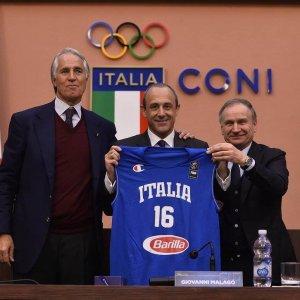 Basket, Italia: cinque amichevoli prima del Pre Olimpico