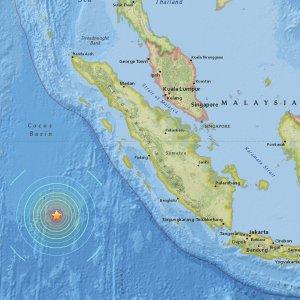 Indonesia, terremoto di magnitudo 7.9 a Sumatra