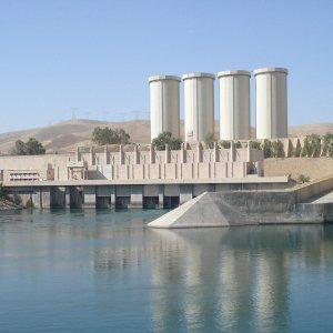 Iraq, firmato contratto con ditta italiana per consolidamento diga Mosul