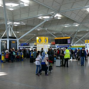 British sfida Ryanair a Londra Stansted