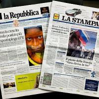 Polo Repubblica-Stampa, insorge Forza Italia