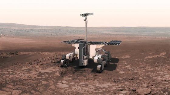 Spazio, l'Europa vola verso Marte: il 14 parte Exomars