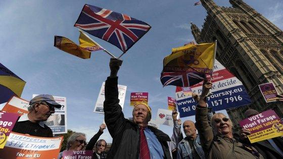 G.B., la City scopre la paura della Brexit