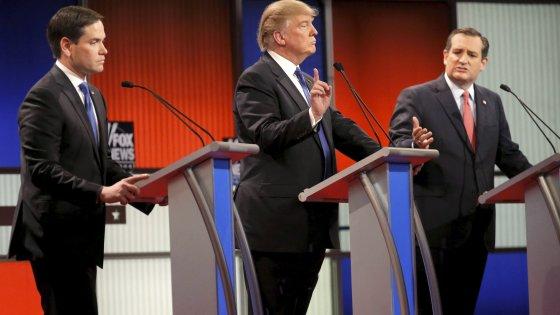 Primarie Usa, caos repubblicani: Romney e McCain contro Trump