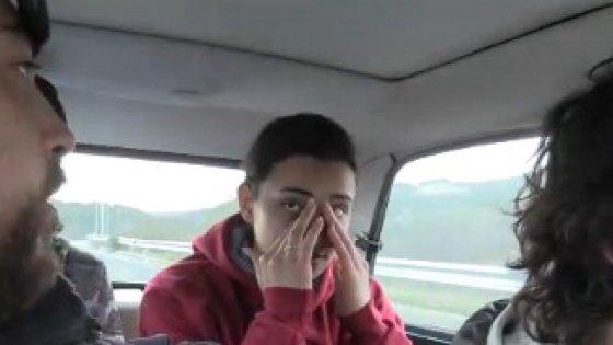 Il sogno di Nadira e Saad, in viaggio sull'autostrada per Idomeni