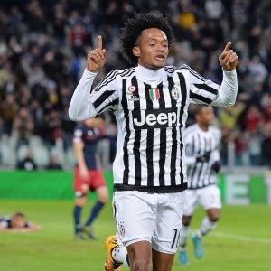 Juventus, stop al turnover. Cuadrado: ''Ogni partita come una finale''