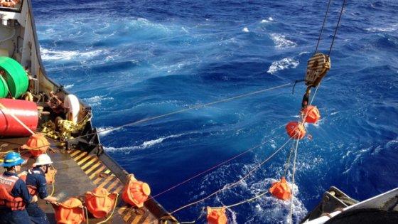 Balene, terremoti, navi: suoni catturati anche nella fossa della Marianne