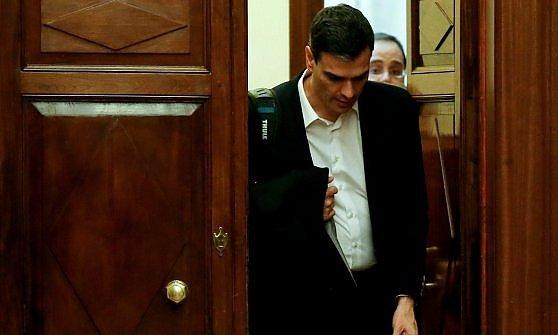 Spagna, Congresso boccia definitivamente Sanchez: politica nel caos