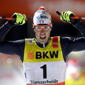 Sci di fondo, impresa di Pellegrino: sua la Coppa del mondo di sprint