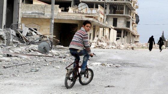 Siria, silenzio e cecchini. Nell'hotel Baron di Aleppo assediata