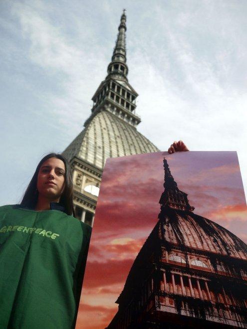 Greenpeace si mobilita contro le trivelle in 23 città, da Milano a Palermo