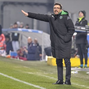 """Sassuolo, Di Francesco: """"Milan in gran forma, ma qui non ha mai vinto..."""""""