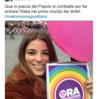 #dirittiallameta, dalla piazza ai social: la battaglia lgbt conquista Twitter