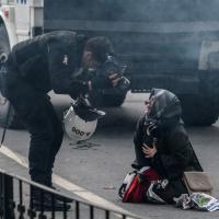Turchia, cariche contro i manifestanti davanti alla sede del giornale anti-Erdogan