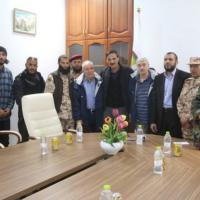Libia, le prime foto degli ostaggi italiani liberati