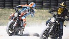 Ducati Scrambler, tutti in sella