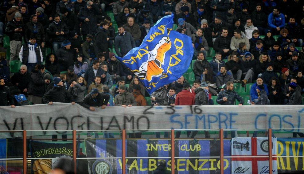 Inter-Palermo, il film della gara