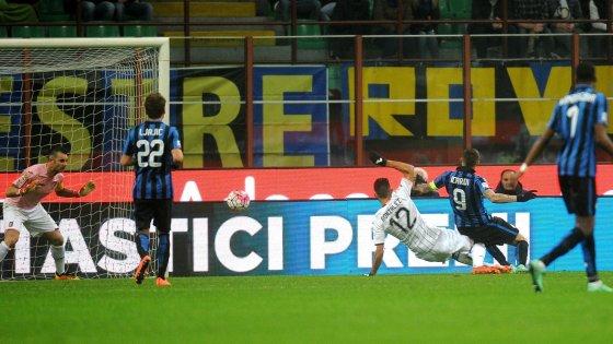 Inter-Palermo 3-1: i nerazzurri tengono vivo il sogno Champions