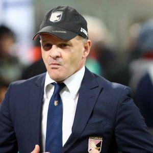 """Palermo, Iachini non teme l'esonero: """"Non guardo la classifica"""""""
