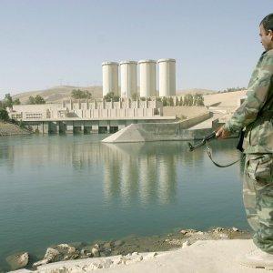 """Stefano Trevisani: """"La diga di Mosul a rischio per l'Is, così la salveremo"""""""