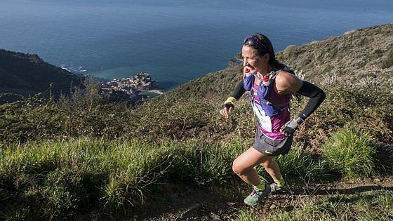Una maratona per elogiare la lentezza. 5 Terre, tempo di Sciacchetrail