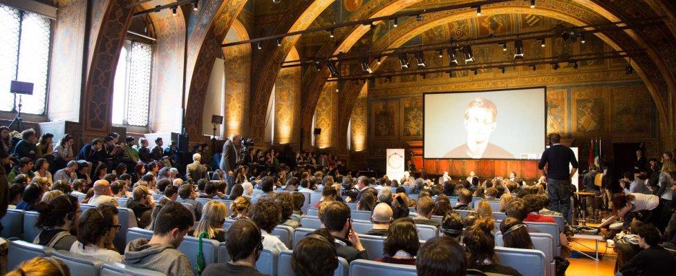 Ijf 2016, il festival del giornalismo al tempo della guerra contro l'informazione