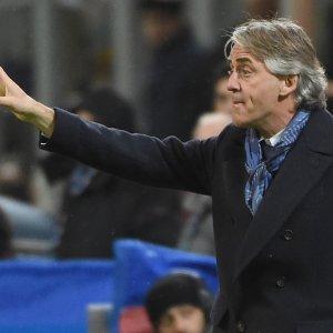 """Inter, Mancini: """"Io bollito? Forse tra 20-25 anni"""""""