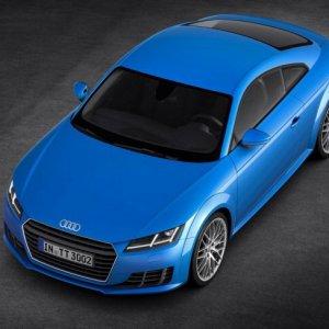 Nuova Audi TT, guida autonoma no grazie