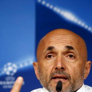 """Champions, Spalletti punta il Real: """"Alla mia squadra chiedo l'impossibile..."""""""