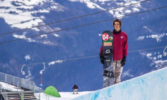 """Snowboard, l'Italia punta solo su Gennero: """"In Cina darò spettacolo"""""""