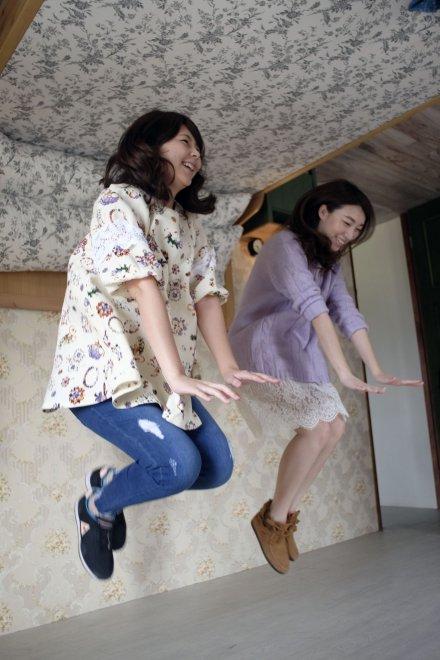 La casa capovolta di Tapei: il soffitto è sotto i piedi