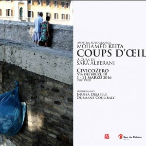 Coup d'oeil: Roma secondo Mohamed Keita