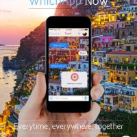 WhichApp, la chat italiana che sfida WhatsApp