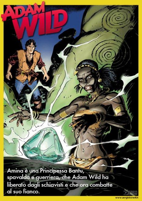 Seducenti e pericolose, le donne dei fumetti: l'omaggio della Sergio Bonelli