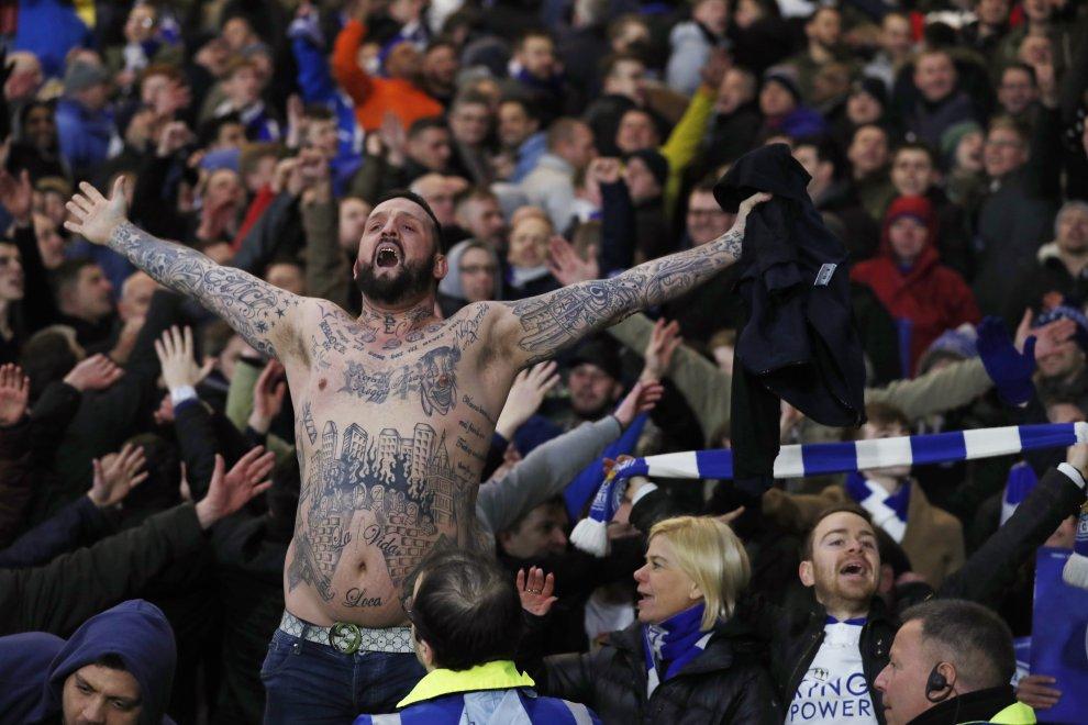 Gb, segna il Leicester all'89': boato tifosi provoca terremoto
