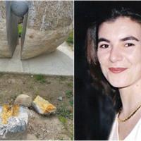 Calabria: sfregiato monumento a Lea Garofalo, donna simbolo contro la 'ndrangheta