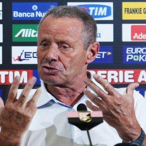Palermo: Iachini non cambia idea, Ballardini dice no. Squadra senza allenatore