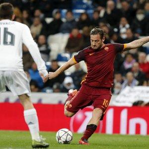 Roma: Totti, a Madrid è cominciato il lungo addio al calcio
