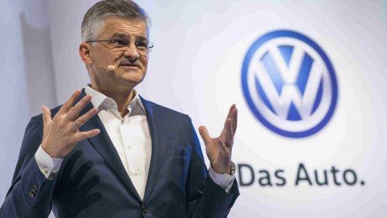 Dieselgate, si dimette il capo della Volkswagen in Usa