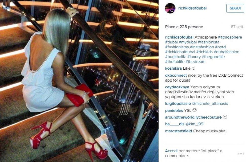 Oltre i limiti del lusso: gli imbattibili Rich Kids di Dubai
