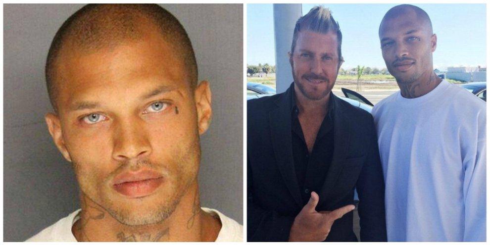 """Esce di prigione """"il detenuto più bello del mondo"""": e Jeremy fa il modello"""