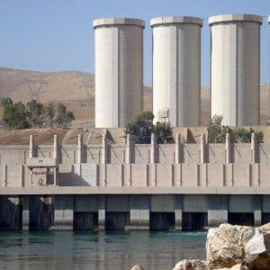 """Iraq, l'Onu lancia l'allarme sulla diga di Mosul: """"È rischio catastrofe"""""""
