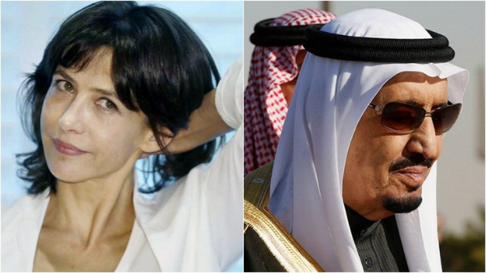 Sophie Marceau rifiuta Legion d'Onore: protesta contro premiazione principe Saudita