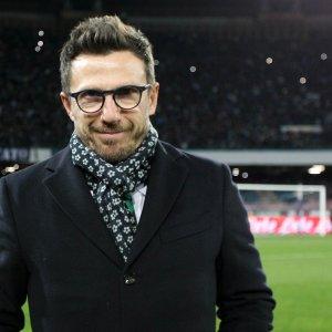 """Sassuolo, Di Francesco: """"Con la Juve a viso aperto per fare l'impresa"""""""