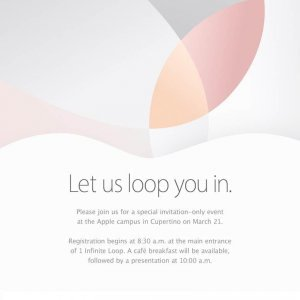 Apple, evento il 21 marzo. Attesi iPhone SE e iPad Pro più piccolo