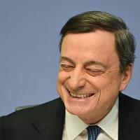 Le Borse europee brindano a Super Mario: giù spread e Btp