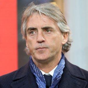 Inter, Mancini: ''Testa al Bologna, vietato pensare alla Roma''