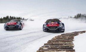 Sébastien Loeb anche nel Rallycross