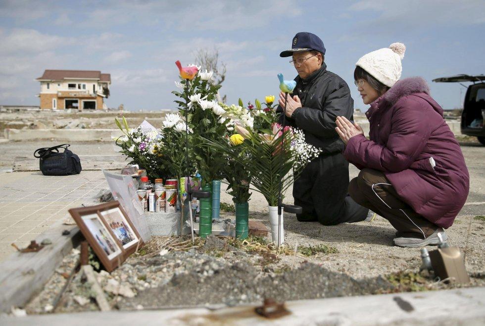 Fukushima, cinque anni dal disastro: il Giappone si ferma a ricordare le vittime